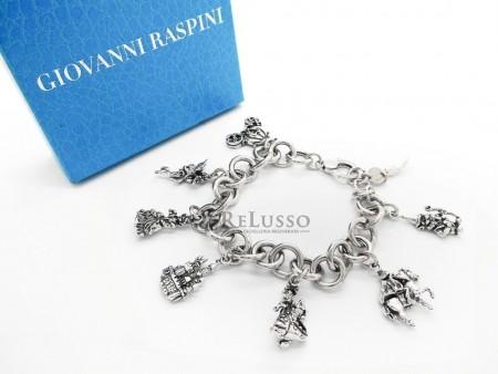 Bracciale Raspini collezione Fiabe in argento sterling foto1