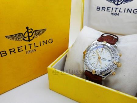 Breitling Chronomat ref. B13050 in acciaio foto1