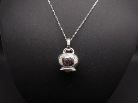 Ciondolo Campanella Chantecler collezione Et Voila' in argento 925 foto1