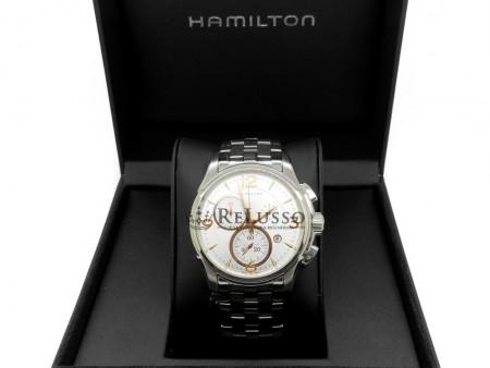 Hamilton Jazzmaster Chrono Quartz 42mm ref.H32612555 foto1