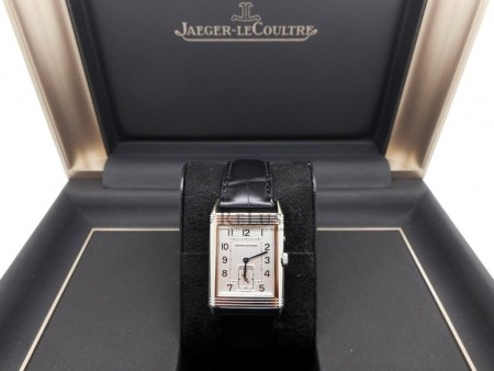 Jaeger-LeCoultre Reverso Duoface ref.270.8.54 foto1