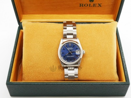Rolex Datejust Lady ref. 68240 in acciaio foto4