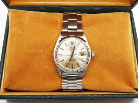 Rolex Datejust ref. 1600 in acciaio foto6